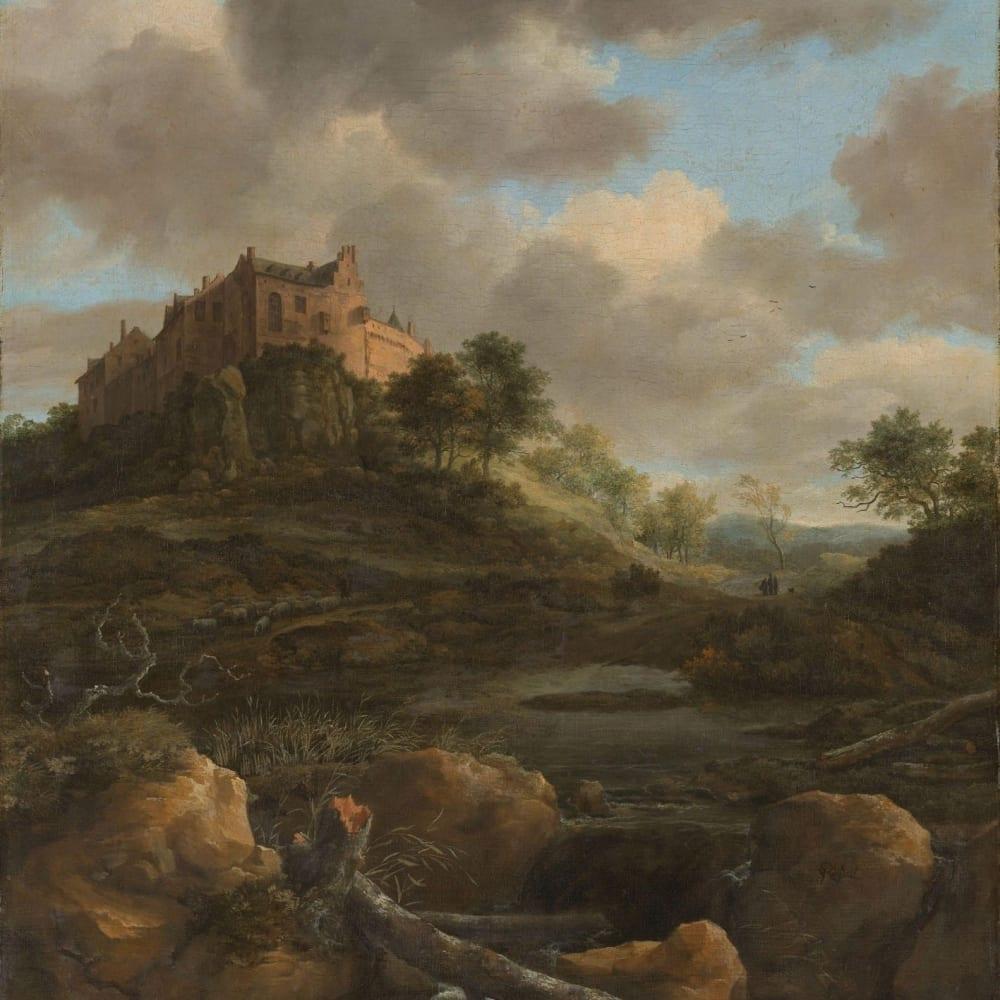 Kasteel Bentheim - Jacob Isaacksz