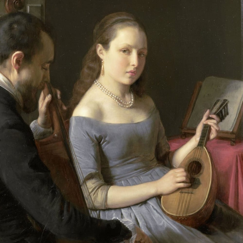 Het duet - Charles van Beveren