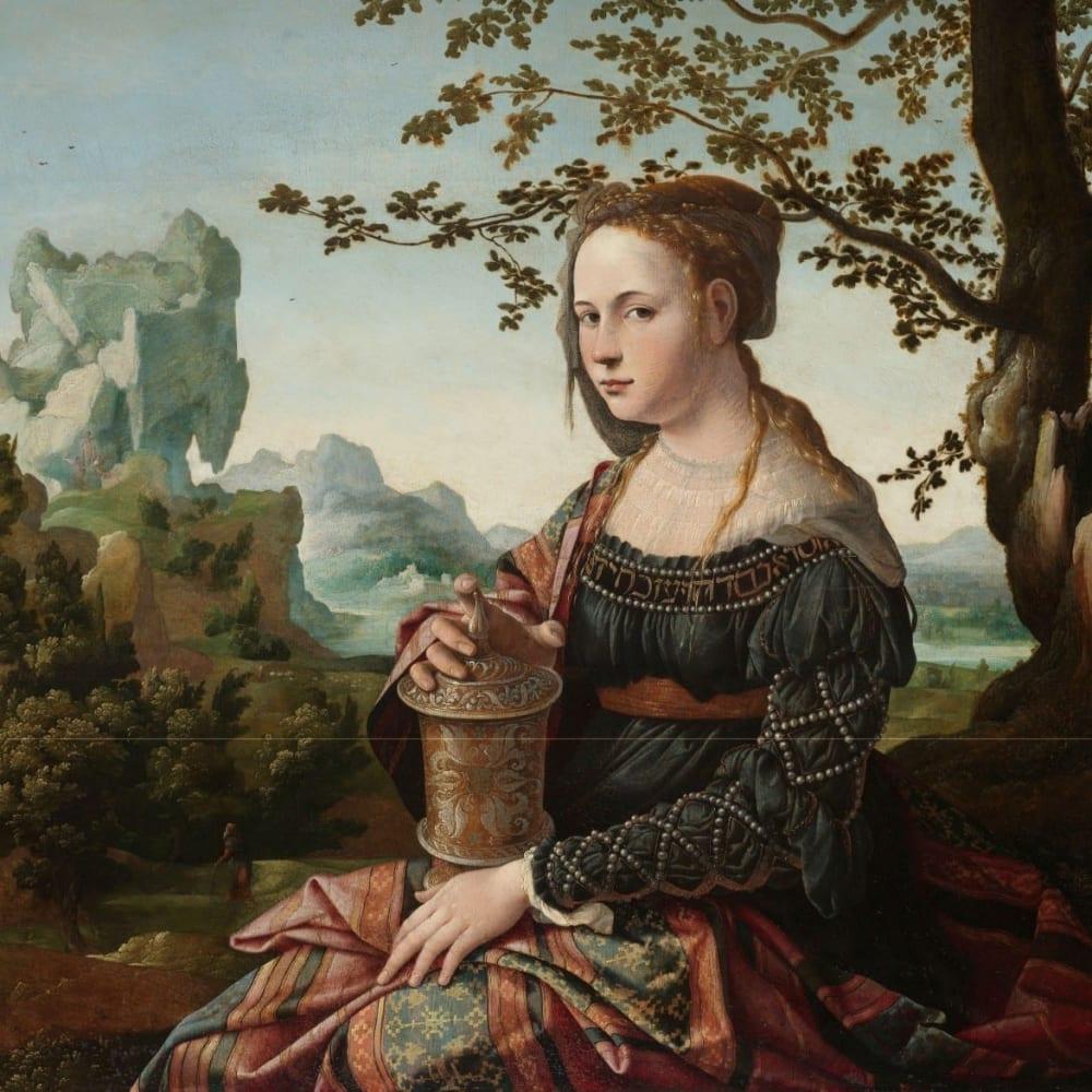 Maria Magdalena - Jan van Scorel