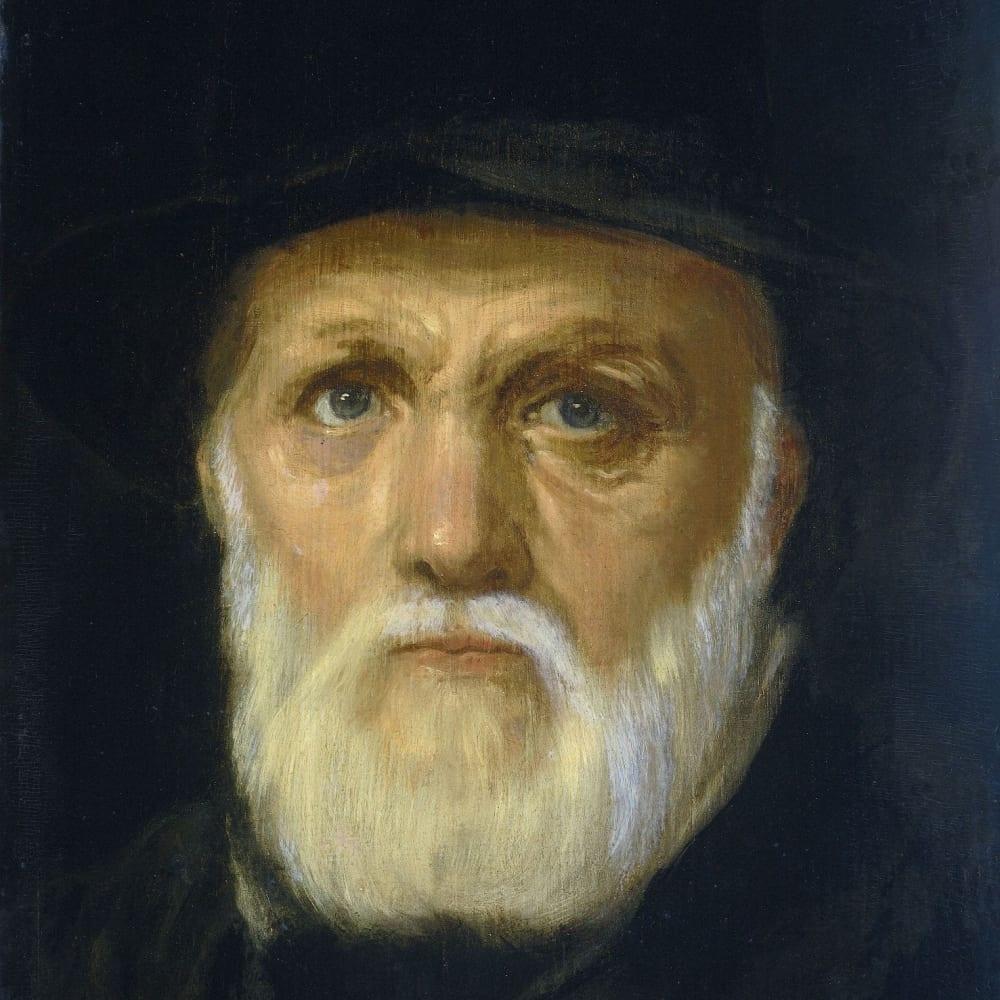 Irck Volkertsz Coornhert (1522-90). Letterkundige en graveur -, Cornelis Cornelisz. van Haarlem